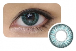 Cool Look 2-tone Turquoise