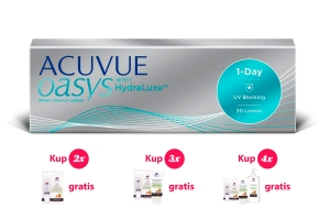 Acuvue Oasys 1-Day, 30 szt.
