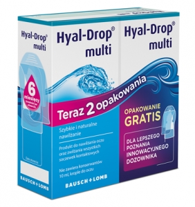 Hyal-Drop multi, 2 x 10 ml